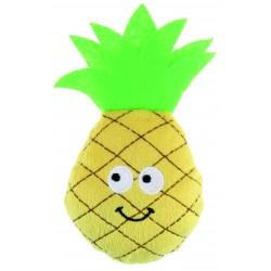 Ananas en peluche contenant...