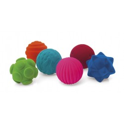 Balle tactile 10 cm (6...
