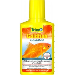 Traitement poisson medica gold
